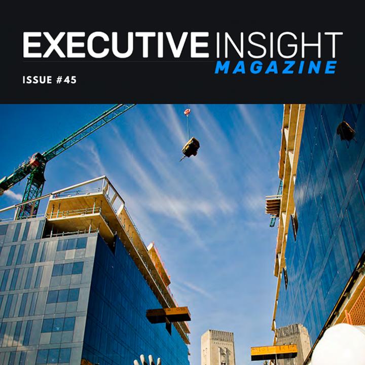 Executive Insight Magazine Procurement Leaders Article