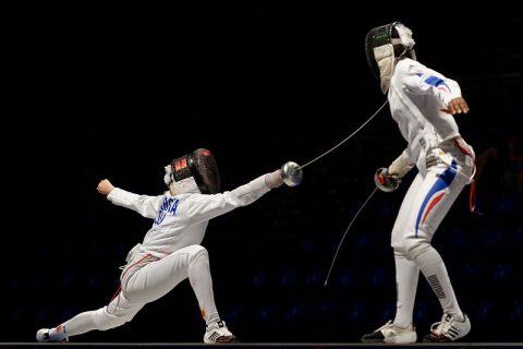 Parasportowcy.pl Fencing Blog Article